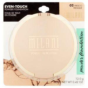 Milani, Even-Touch Powder Foundation - 02 Fresco